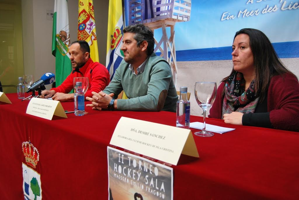 Isla Cristina acoge este fin de semana el II Torneo de Hockey Sala