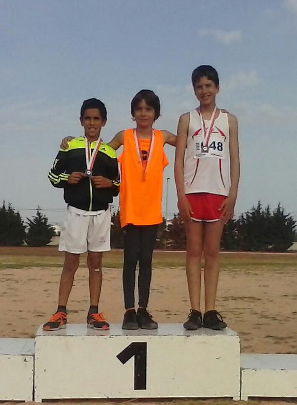 El atleta Andrés Guerrero logra la plata en Portugal