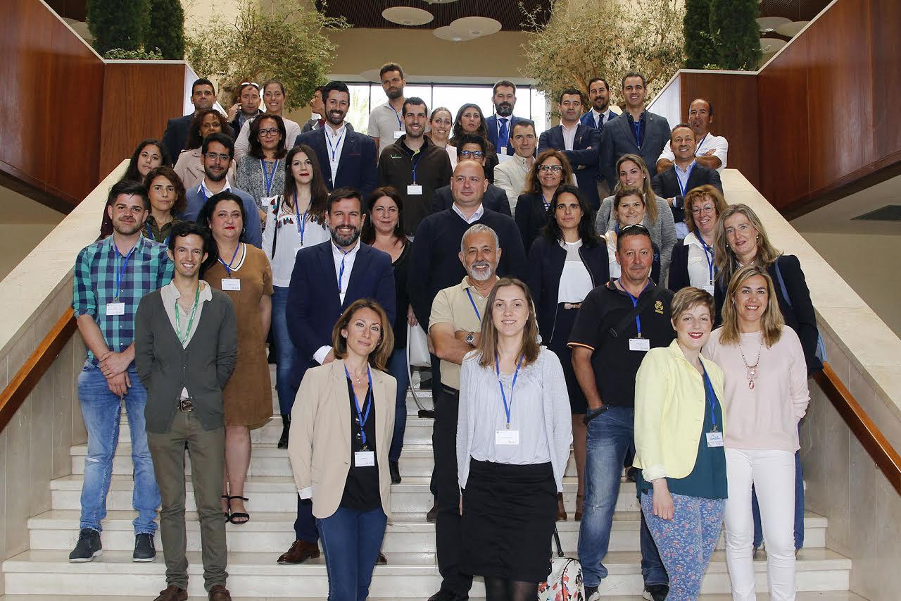 Encuentro Empresarial SICTED de la Costa Occidental de Huelva en Islantilla