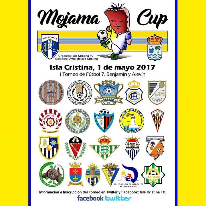 I Mojama CUP organizada por el Isla Cristina FC