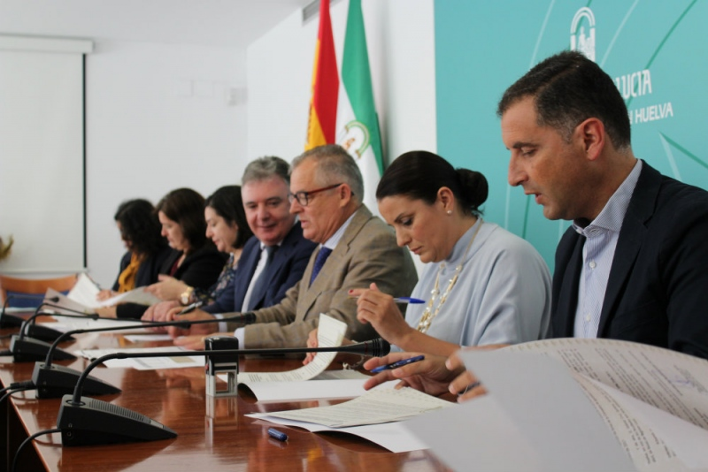 Diputación Junta garantizan un año más la prestación en la provincia del Programa de Tratamiento a Familias con Menores en Riesgo