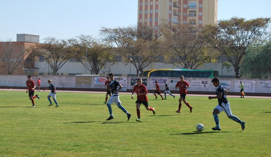 Se celebra en Isla Cristina la III Copa Ibérica de Fútbol Infantil