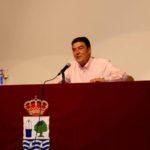 Lleno absoluto en Isla Cristina para escuchar al Juez Calatayud