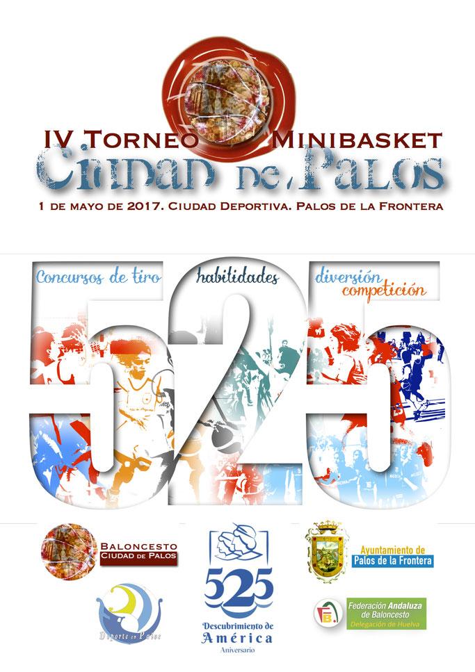 Cuarta edición del torneo minibasket Ciudad de Palos