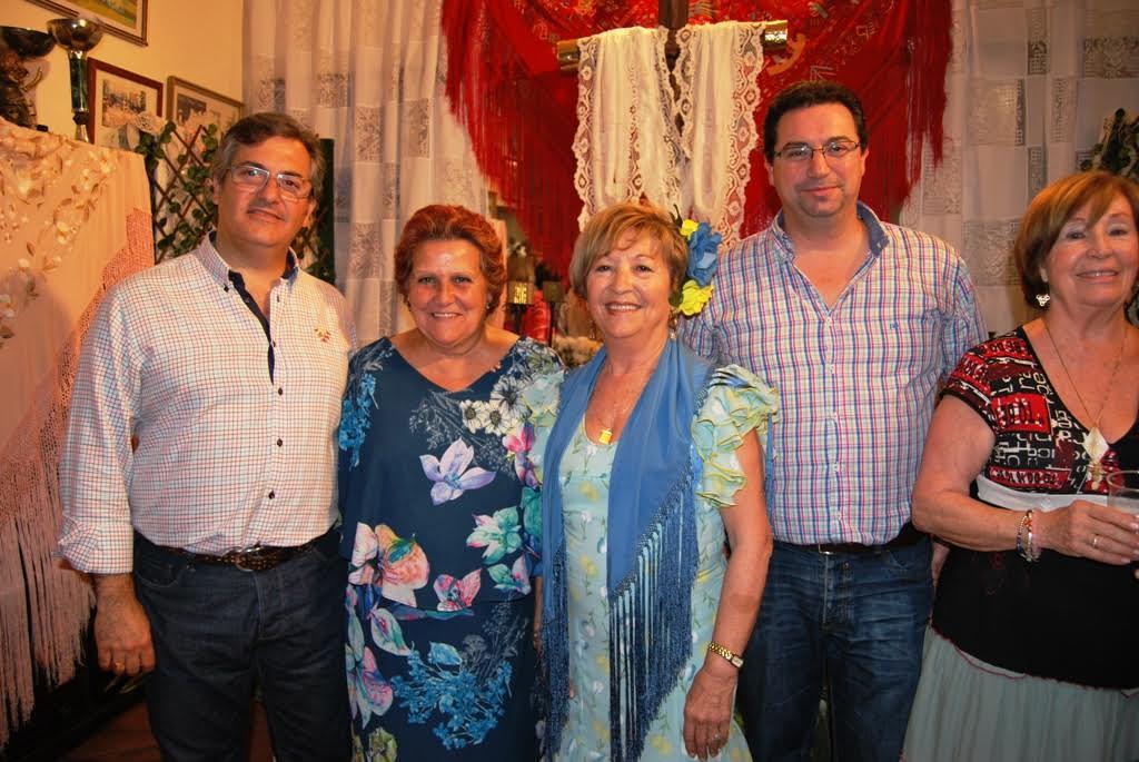 Cruces de Mayo en las asociaciones de Isla Cristina