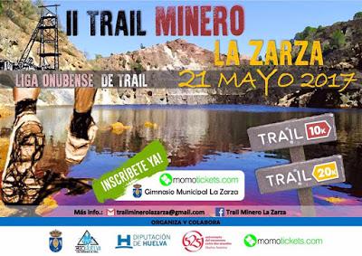 II Trail Minero La Zarza