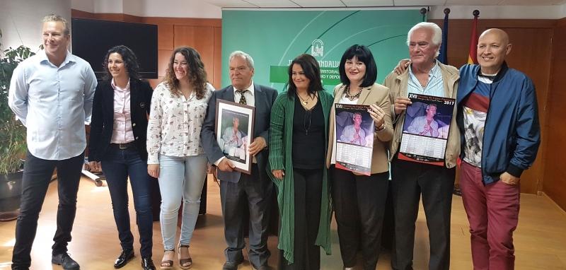 la XVII edición del Circuito Flamenco homenajeará al cantaor isleño Juan Cazorla Pomares