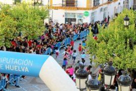 Saoul el Moussaoui y Ariadna Salas ganan la II Carrera-Marcha Solidaria Contra el Cáncer en Trigueros