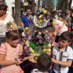 Treinta años de Cruces de Mayo en Isla Cristina