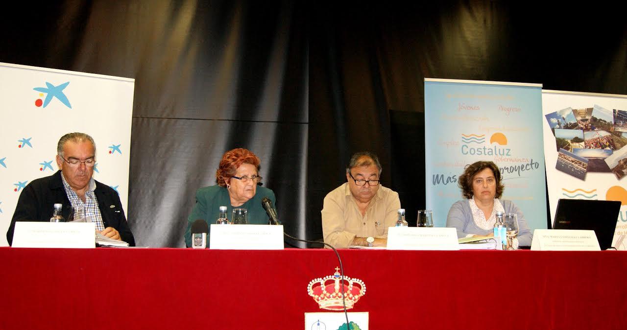 Presentada la Estrategia de Desarrollo Local Participativo de la Asociación para el desarrollo Pesquero de la Costa Occidental de Huelva 'CostaLuz'
