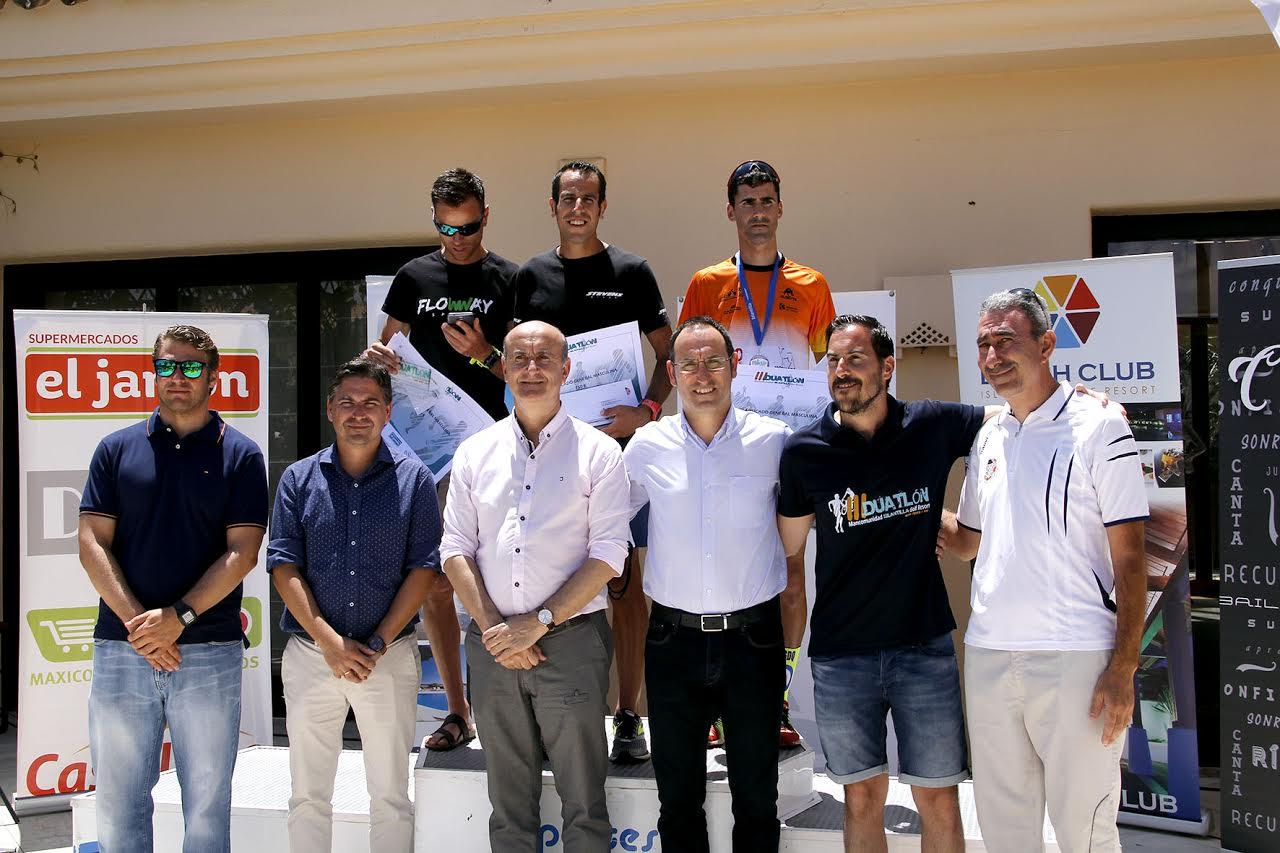 III Duatlón 'Mancomunidad Islantilla Golf Resort'
