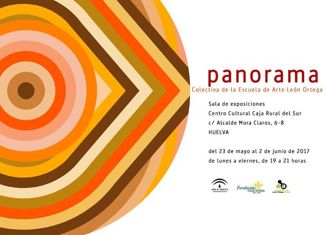 La Escuela de Arte León Ortega presenta la exposición colectiva 'Panorama'