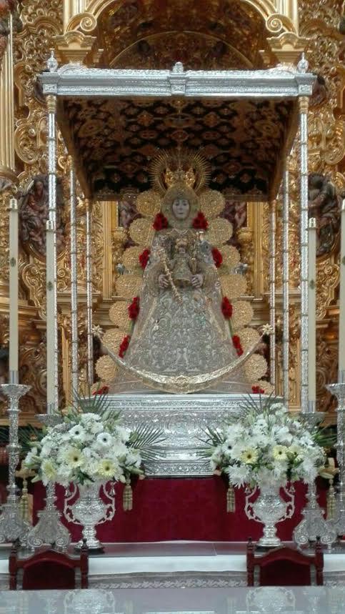 El próximo viernes día 14 de julio no celebrará el canto de la Salve en la Hermandad del Rocío de Isla Cristina
