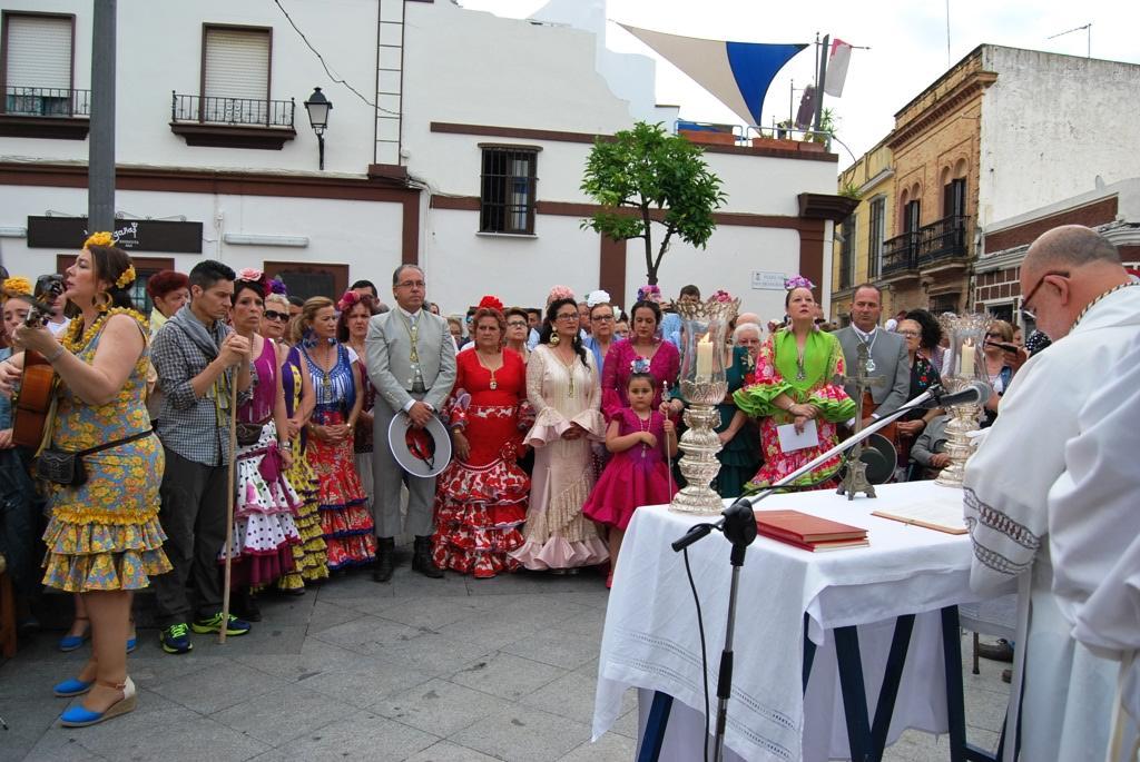 La Hermandad del Rocío isleña ya camina haca El Rocío