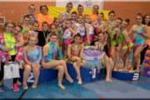 El Club de Gimnasia Rítmica la Higuerita en el VIII Torneo club Kandela