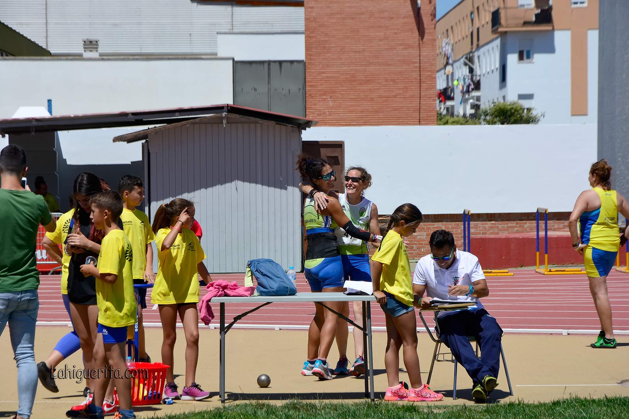 Campeonato de Andalucía de Veteranos en Isla Cristina