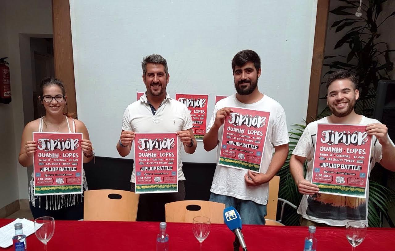 El Jipi Jop 2017 concentrará a los más jóvenes de Isla Cristina