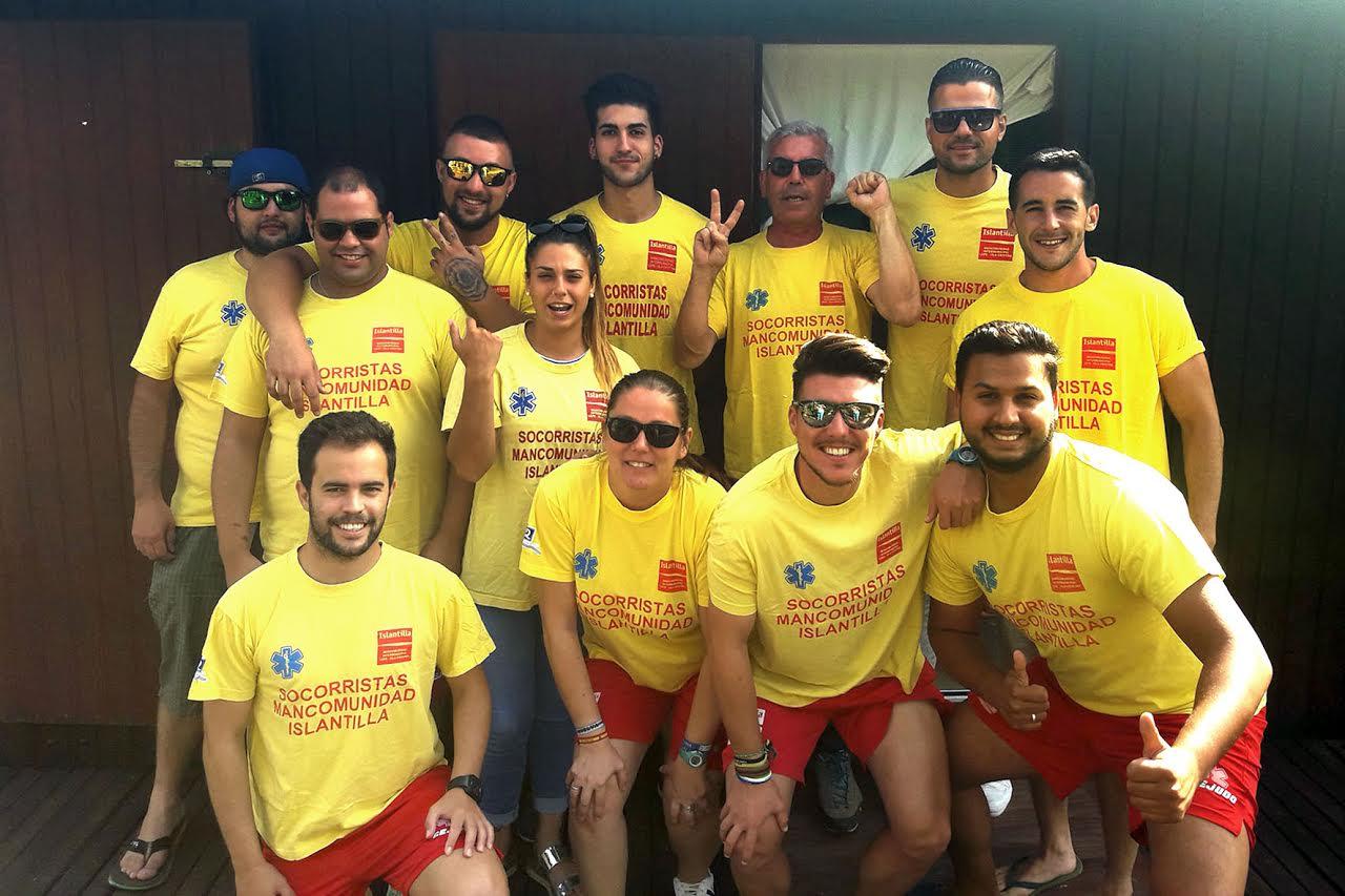 La Playa de Islantilla activa sus servicios especiales para la temporada estival