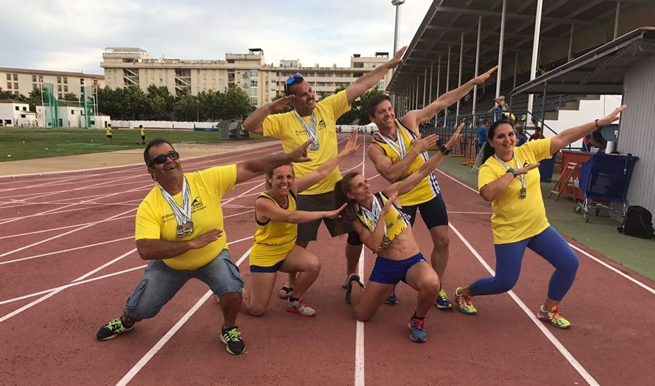 atletismo veterano isla cristina