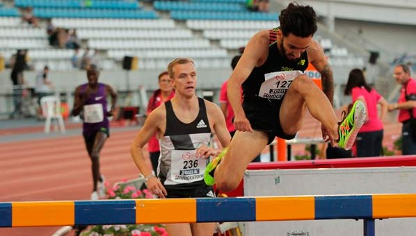 Gran tarde de atletismo en Huelva
