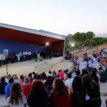 Gala de la Calidad Turística de la Costa Occidental de Huelva en el Auditorio del Parque 'El Camaleón' de Islantilla