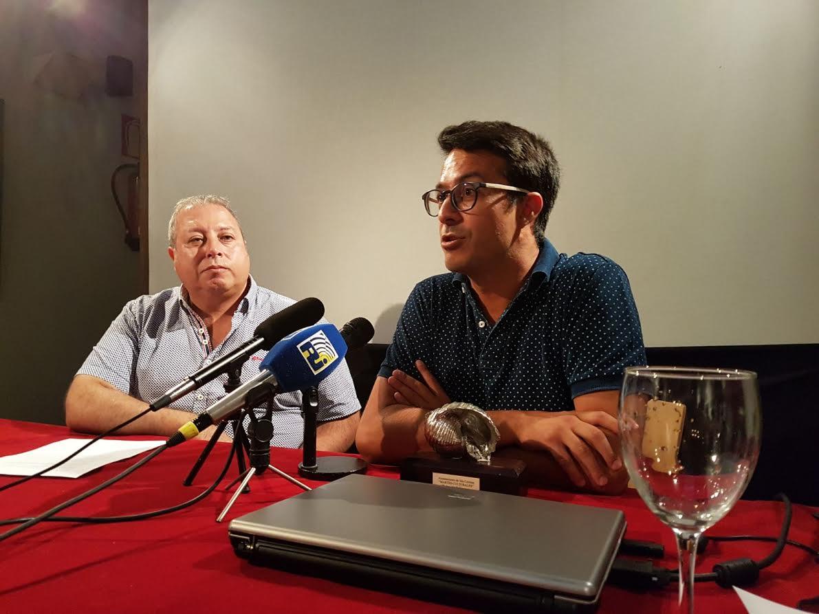 Continua celebrándose el ciclo 'Martes Culturales' en Isla Cristina