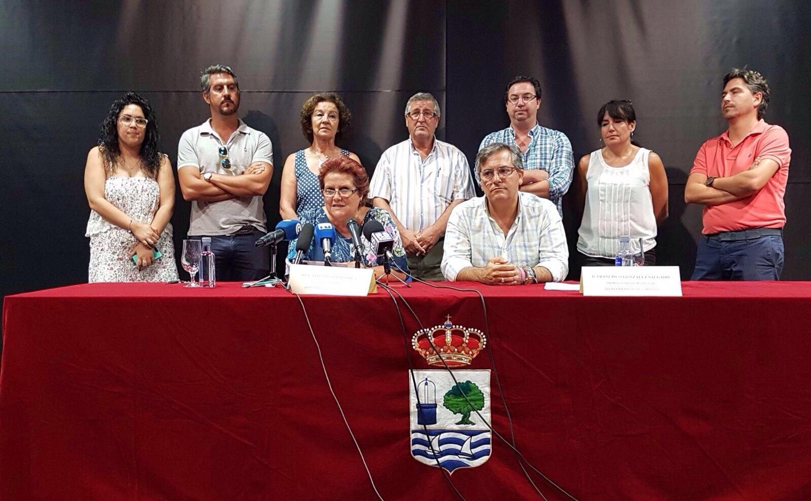 Comunicado del Equipo de Gobierno del Ayuntamiento de Isla Cristina