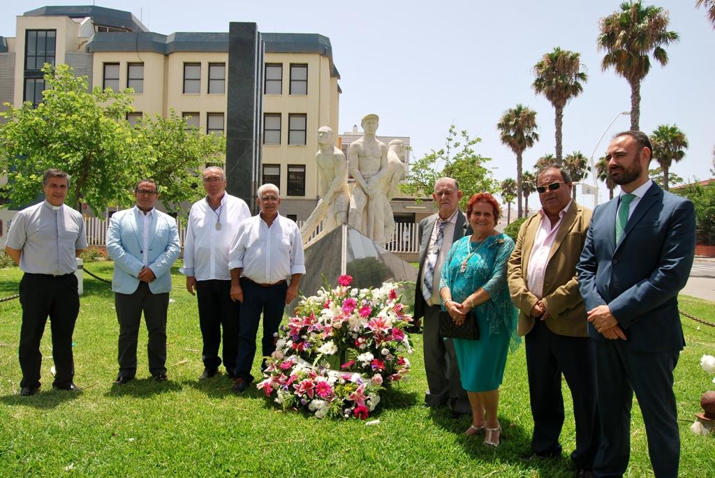 Juan Lozano Rodríguez Homenajeado como Marinero del Año en Isla Cristina