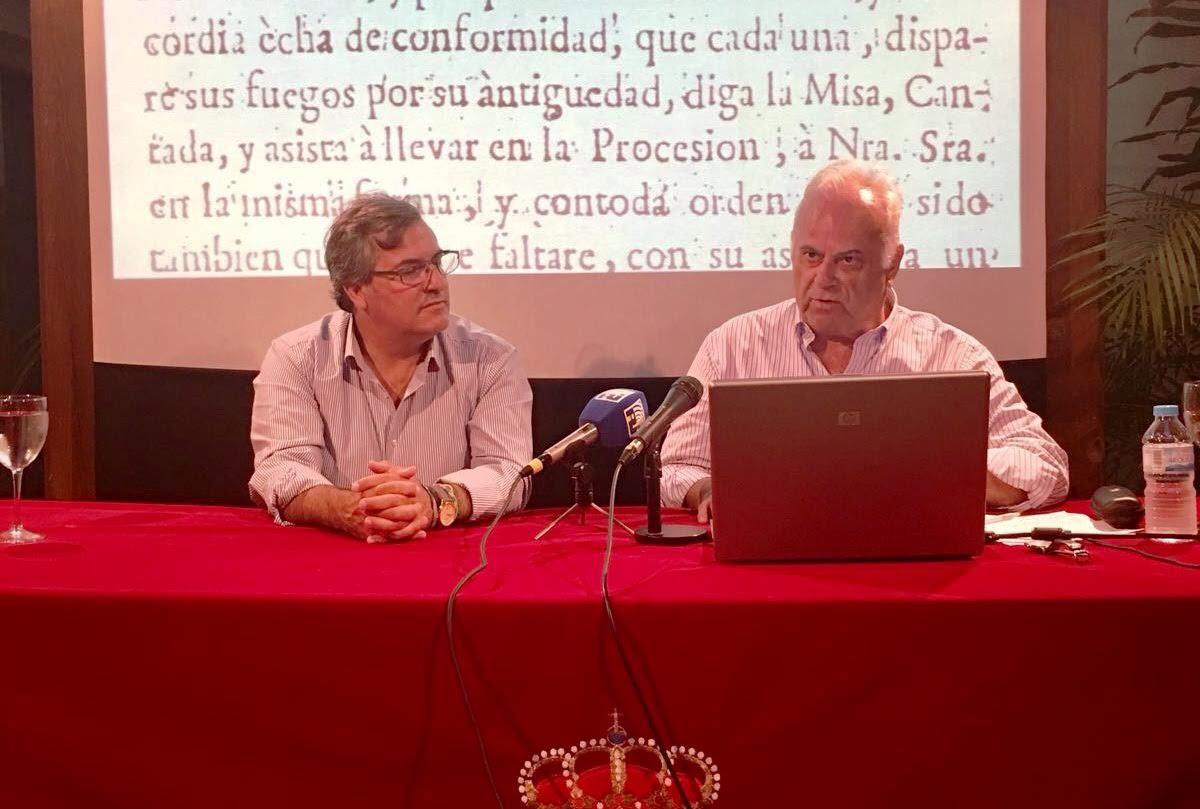 El catedrático Manuel Zurita diserta sobre Doñana en Isla Cristina