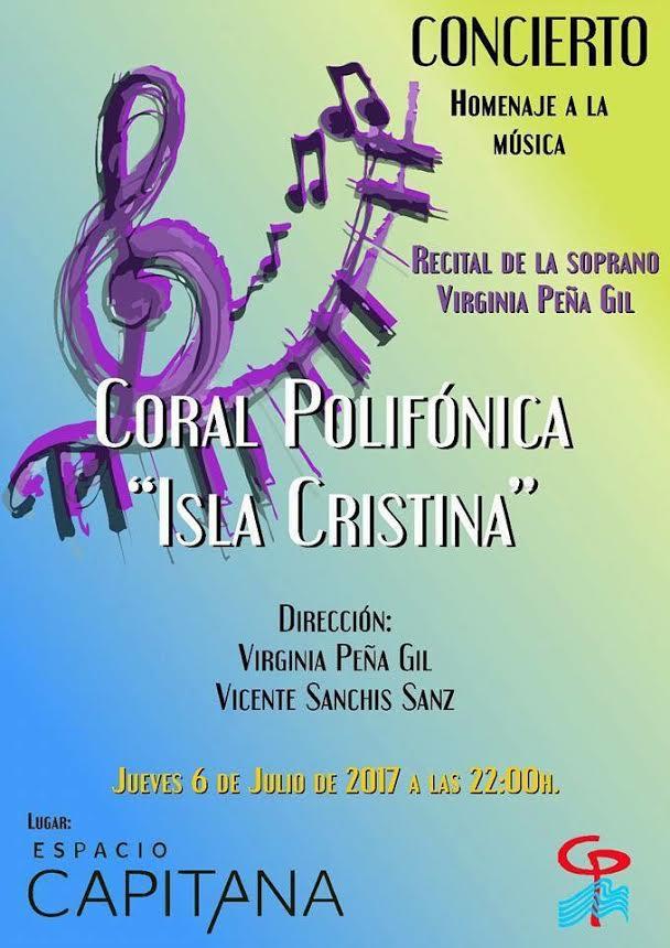 Concierto Homenaje a la Música de la Coral Polifónica
