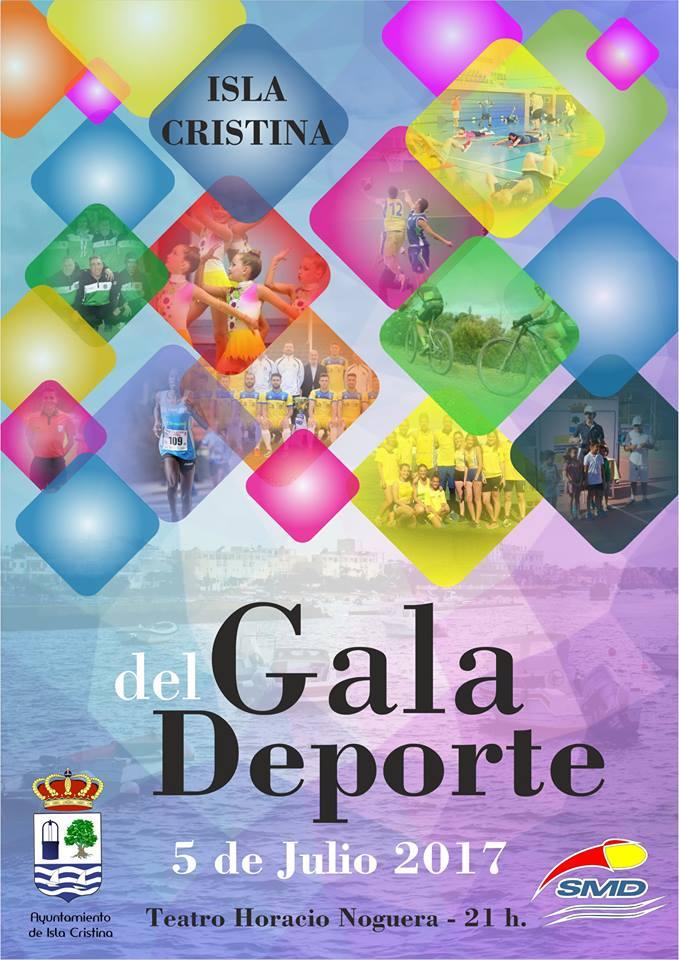 Isla Cristina celebra su Gala del Deporte