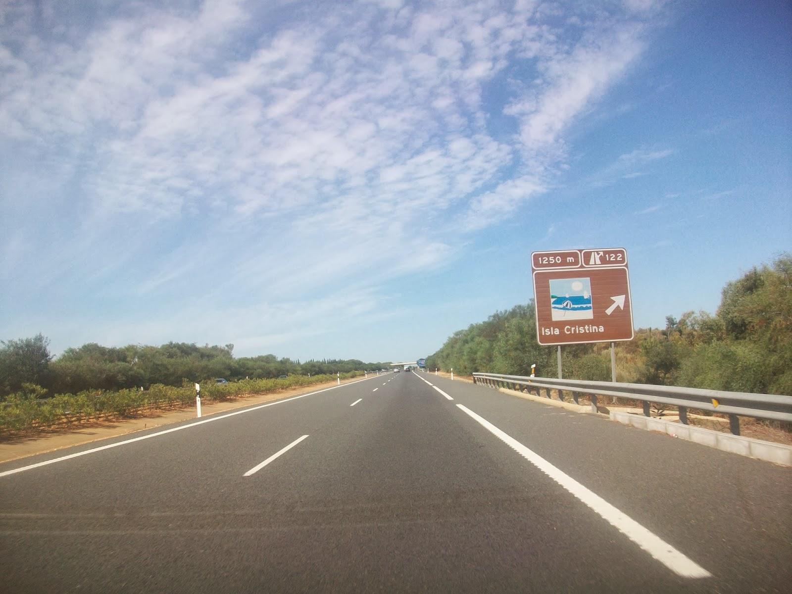 Fomento anuncia la construcción de un nuevo acceso a Isla Cristina desde la A-49