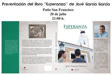 """Presentación del libro """"Esperanza"""" de José García García"""
