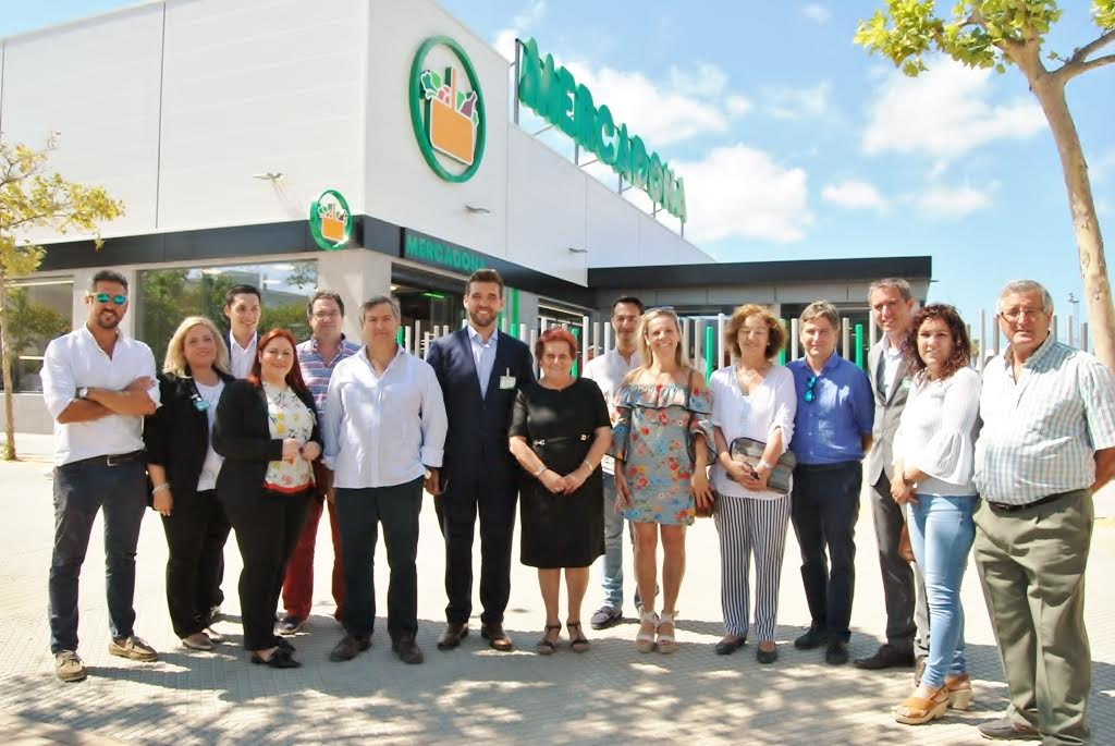 Mercadona abre en Isla Cristina su tienda más moderna, eficiente y respetuosa con el medio ambiente