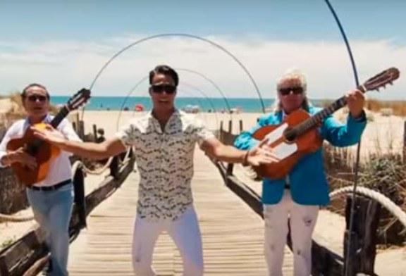 El dúo artístico Juan Carlos De Montoya presenta su nuevo trabajo musical 'Mi Chiringuito' grabado en las playas de Isla Cristina