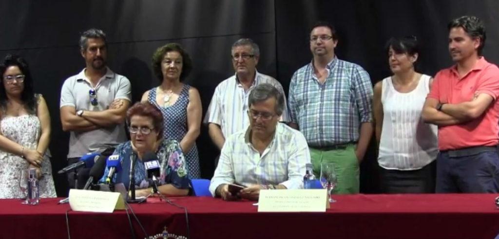 El próximo día 25 se vota la moción de censura contra la alcaldesa de Isla Cristina