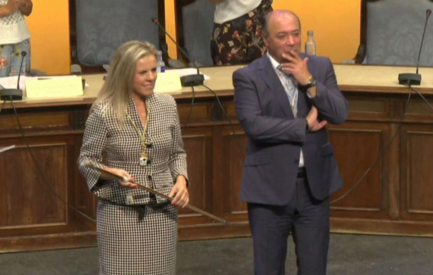 Montserrat Márquez, nueva alcaldesa de Isla Cristina