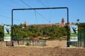 Inauguración del Parque 'El Camaleón' y la Tirolina de Islantilla