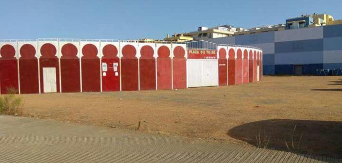 El CACMA presenta una denuncia por la instalación de una plaza de toros portátil en Isla Cristina
