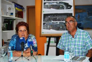 Presentan el Proyecto Definitivo del Puerto Pesquero de Isla Cristina