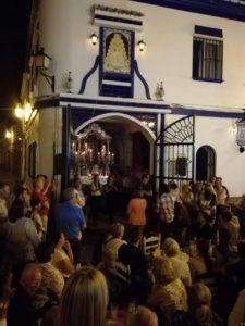 Emilio Jesús López Maestre cantará la Salve en la Hermandad del Rocío de Isla Cristina