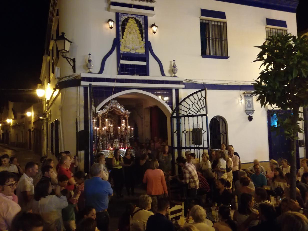 Diego Martín Jara canta la Salve el próximo viernes 28 de julio en La Hermandad del Rocío de Isla Cristina