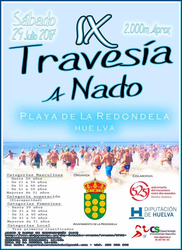 IX Travesía a Nado Playa de La Redondela