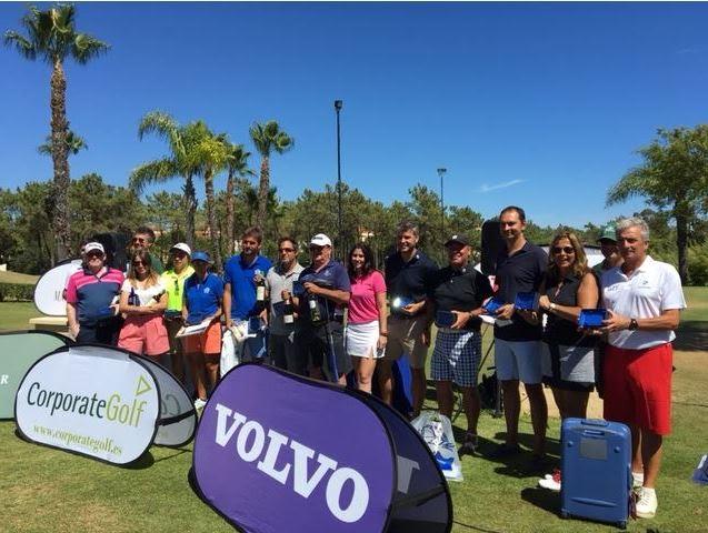 Herdi Díez se hace con el Circuito Corporate Golf de Islantilla