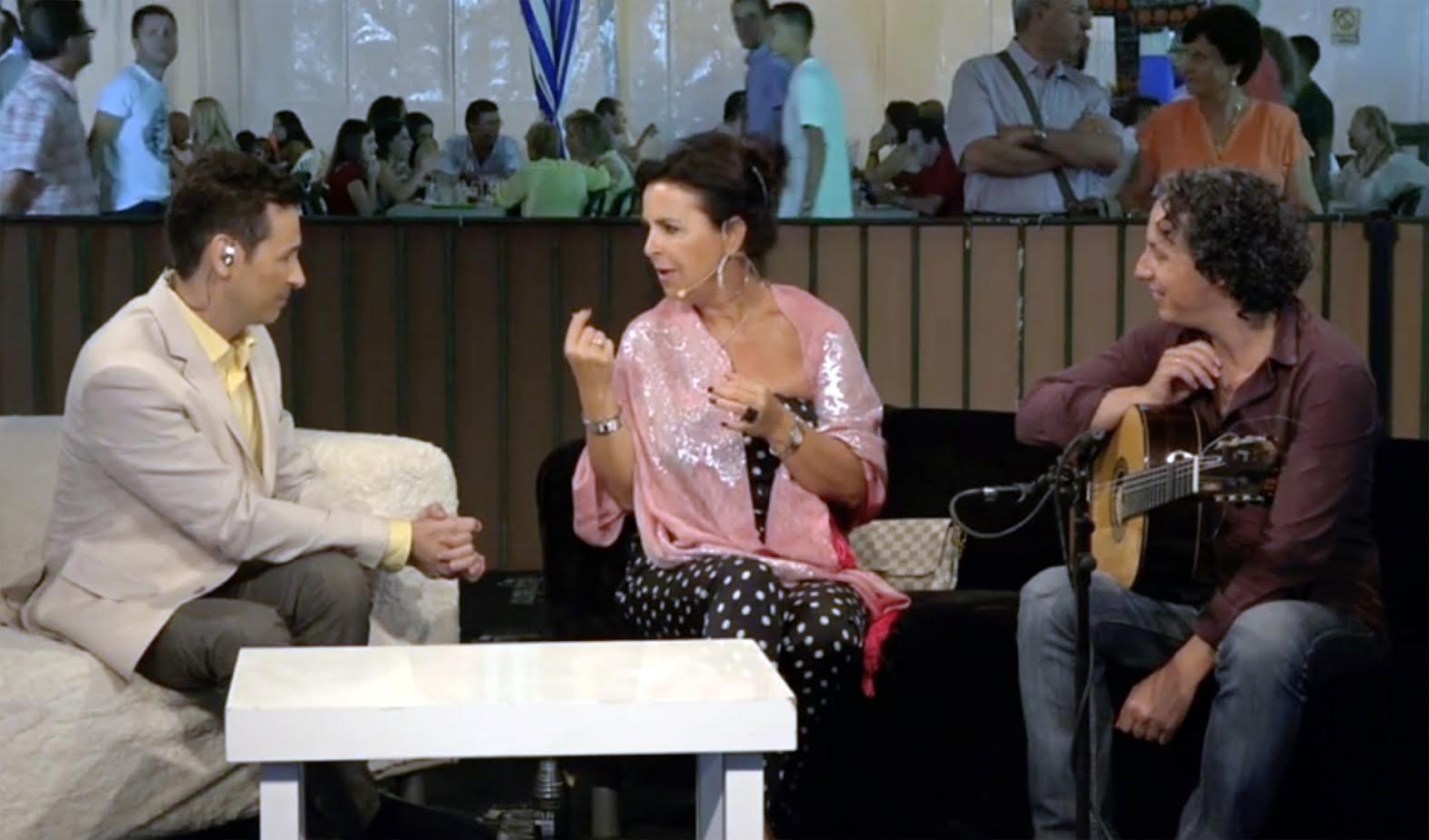Teleonuba ofrece en directo las fiestas Colombinas 2017