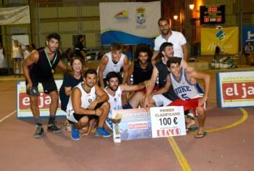 """Ganadores de la Final del XXXIV Torneo Internacional de Baloncesto Ciudad de Isla Cristina """"Memorial D. Manuel López Soler"""""""