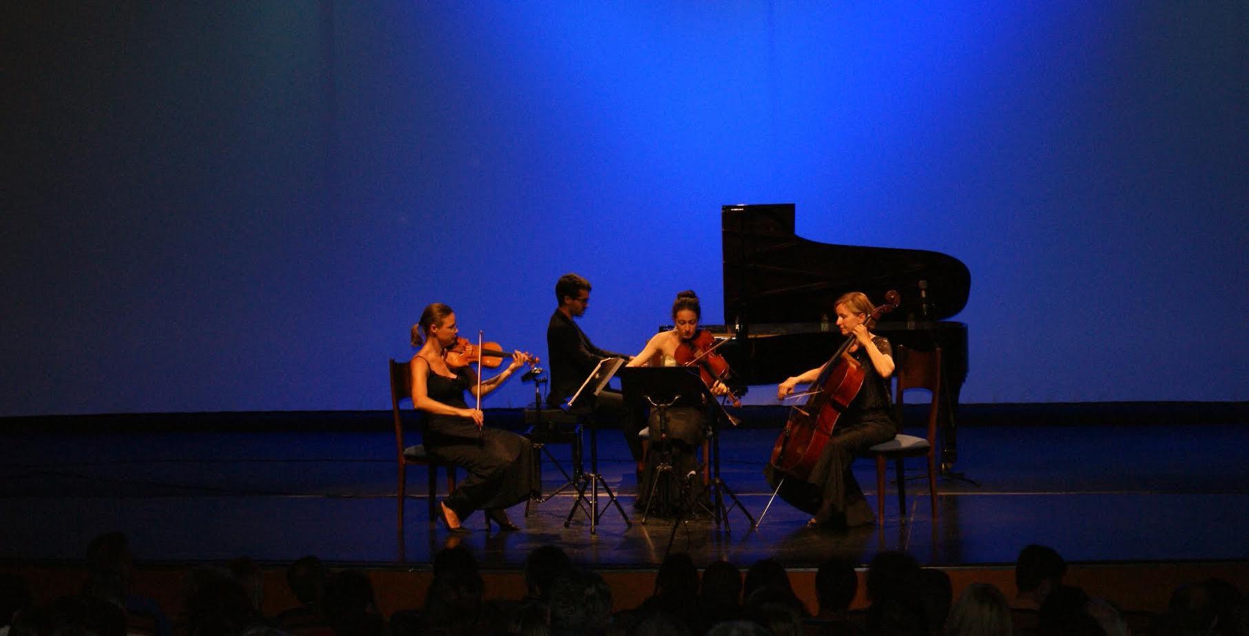 Comienza el Festival Internacional de Música de Cámara en Isla Cristina