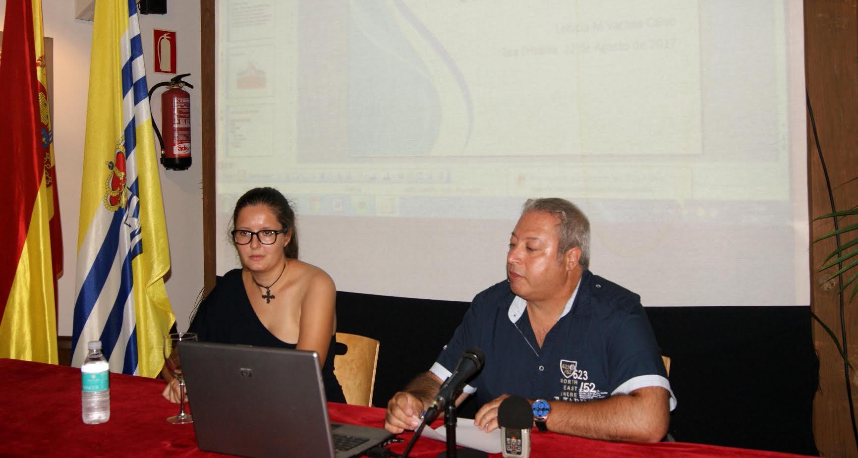Los Supervolcanes centran la Ponencia del Ciclo 'Los Martes Culturales' en Isla Cristina