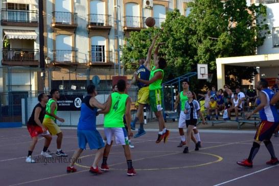 Maccabi da Levanta-Bochita en el XXXIV Campeonato Internacional de Baloncesto