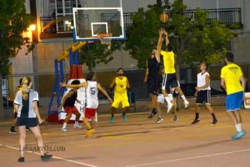"""Que Rico Hijo-Negro Team en el XXXIV Campeonato Internacional de Baloncesto """"Ciudad de Isla Cristina"""" Memorial Manuel López Soler"""
